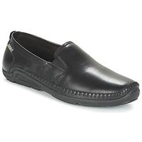 鞋子 男士 皮便鞋 Pikolinos 派高雁 AZORES 06H 黑色
