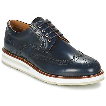 鞋子 男士 德比 Barleycorn AIR BROGUE 蓝色