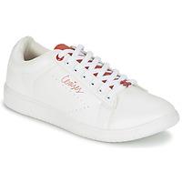 鞋子 女士 球鞋基本款 Le Temps des Cerises SACHA 白色