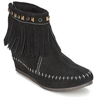 鞋子 女士 短筒靴 Les Tropéziennes par M Belarbi BOLIVIE 黑色