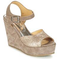 鞋子 女士 涼鞋 Myma RAPHIA 灰褐色