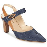 鞋子 女士 高跟鞋 France Mode PASTEL SE TA 棕色 / 蓝色