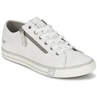 鞋子 女士 球鞋基本款 Mustang RADU 白色