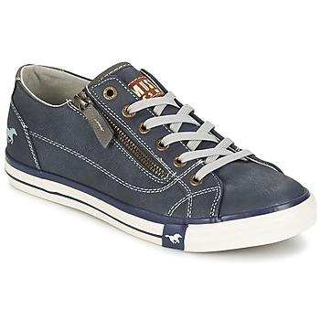 鞋子 女士 球鞋基本款 Mustang RAD 海蓝色