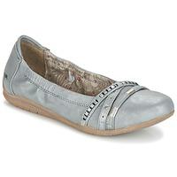 鞋子 女士 平底鞋 Mustang CRICA 灰色