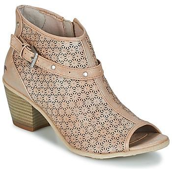 鞋子 女士 短靴 Mustang CRIARON 灰褐色