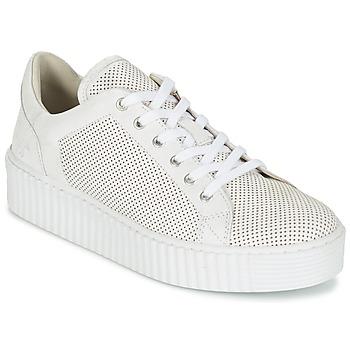 鞋子 女士 球鞋基本款 Mustang FAMO 白色 / Cassé