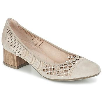 鞋子 女士 高跟鞋 Hispanitas DOUGA Nougat
