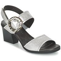 鞋子 女士 凉鞋 Hispanitas DADOMPI 银灰色