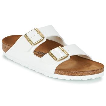 鞋子 女士 休閑涼拖/沙灘鞋 Birkenstock 勃肯 ARIZONA 白色