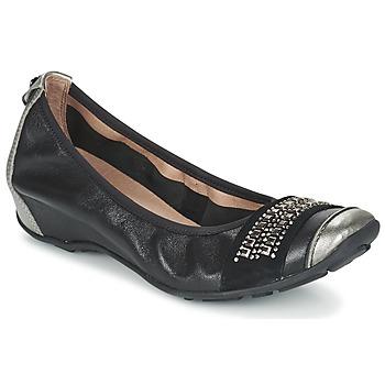 鞋子 女士 平底鞋 MAM'ZELLE FADILA 黑色 / 银灰色