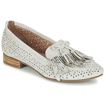 鞋子 女士 皮便鞋 MAM'ZELLE ZELINA 灰色