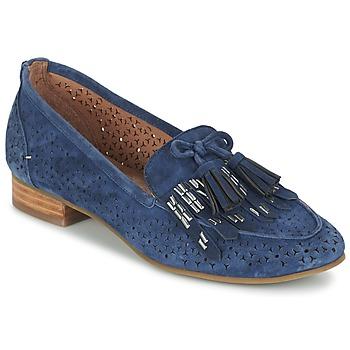 鞋子 女士 皮便鞋 MAM'ZELLE ZELINA 海蓝色