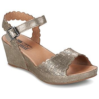 鞋子 女士 凉鞋 MAM'ZELLE DOUGA 银灰色