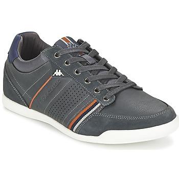 鞋子 男士 球鞋基本款 Kappa 卡帕 SAWATI 黑色