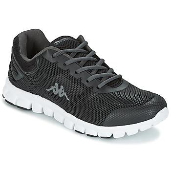 鞋子 男士 球鞋基本款 Kappa 卡帕 SPEEDER 黑色