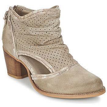 鞋子 女士 短靴 Dkode BAHAL 灰褐色