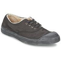 鞋子 儿童 球鞋基本款 Bensimon TENNIS FOURREES 灰色