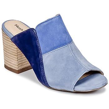 鞋子 女士 休闲凉拖/沙滩鞋 Hush puppies 暇步士 SAYER 蓝色