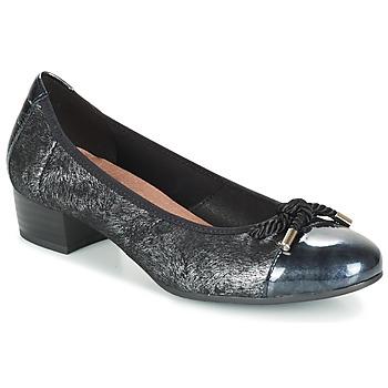 鞋子 女士 平底鞋 Pitillos DETIE 灰色 / Fonce