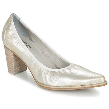 鞋子 女士 高跟鞋 Un Matin d'Ete 夏日晨光 NAZETO 银灰色
