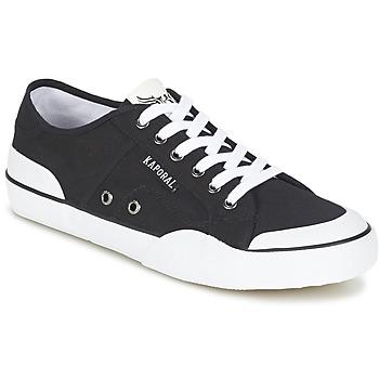 鞋子 男士 球鞋基本款 Kaporal BUCKET 黑色