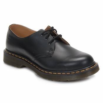 鞋子 德比 Dr Martens 1461 SMOOTH 黑色