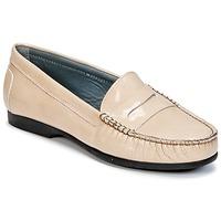 鞋子 女士 皮便鞋 Arcus DAME 裸色