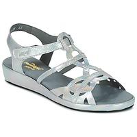鞋子 女士 凉鞋 Arcus SALON 银灰色