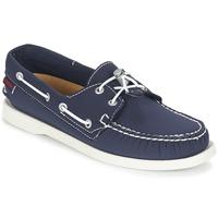 鞋子 女士 船鞋 Sebago 仕品高 DOCKSIDES ARIAPRENE 海蓝色
