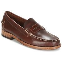 鞋子 男士 皮便鞋 Sebago 仕品高 LEGACY PENNY 棕色
