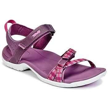 鞋子 女士 运动凉鞋 Teva VERRA 紫罗兰