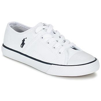 鞋子 儿童 球鞋基本款 Ralph Lauren DYLAND 白色