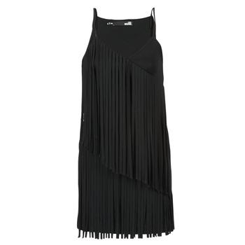 衣服 女士 短裙 Love Moschino W595800 黑色