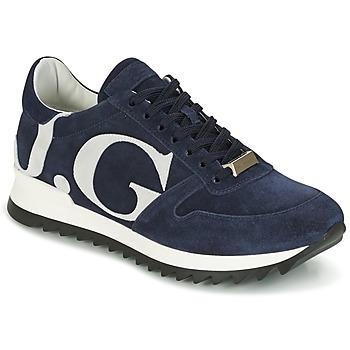 鞋子 男士 球鞋基本款 John Galliano 2424DA 蓝色 / 白色