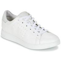 鞋子 女士 球鞋基本款 Geox 健乐士 JAYSEN A 白色