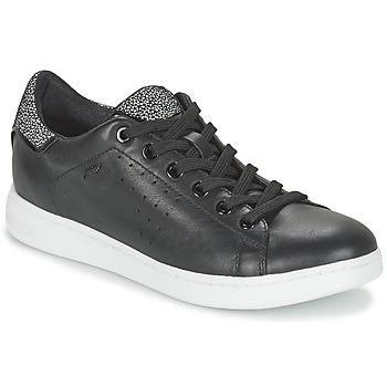 鞋子 女士 球鞋基本款 Geox 健乐士 JAYSEN A 黑色