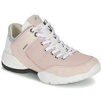 鞋子 女士 球鞋基本款 Geox 健乐士 SFINGE A 玫瑰色