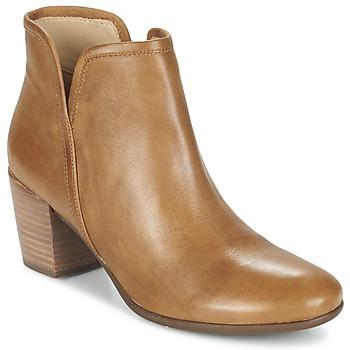 鞋子 女士 短靴 Geox 健乐士 LUCINDA B 咖喱色