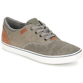 鞋子 男士 船鞋 Geox 健乐士 SMART B 灰色