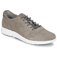 鞋子 男士 球鞋基本款 Geox 健乐士 BRATTLEY A 灰色