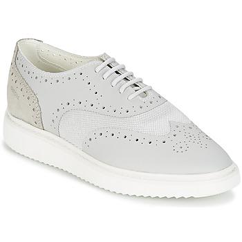 鞋子 女士 球鞋基本款 Geox 健乐士 THYMAR B 灰色