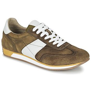 鞋子 男士 球鞋基本款 Geox 健乐士 VINTO A 黑色