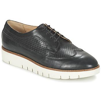 鞋子 女士 德比 Geox 健乐士 D BLENDA A 黑色