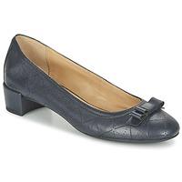 鞋子 女士 平底鞋 Geox 健乐士 D CAREY A 海蓝色