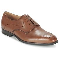 鞋子 男士 德比 Geox 健乐士 U NEW LIFE A 棕色