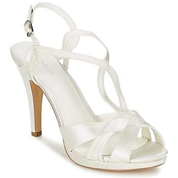 鞋子 女士 涼鞋 Menbur AMPARO 奶油色