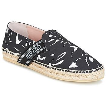鞋子 女士 帆布便鞋 Kenzo KAPRI 黑色