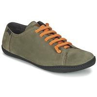 鞋子 男士 德比 Camper 看步 PEU CAMI 卡其色