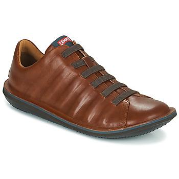 鞋子 男士 德比 Camper 看步 BEETLE 棕色
